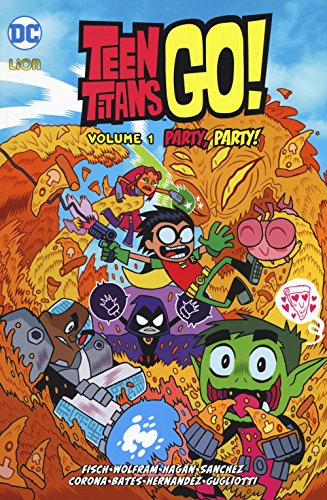 Party, party! Teen Titans go!: 1