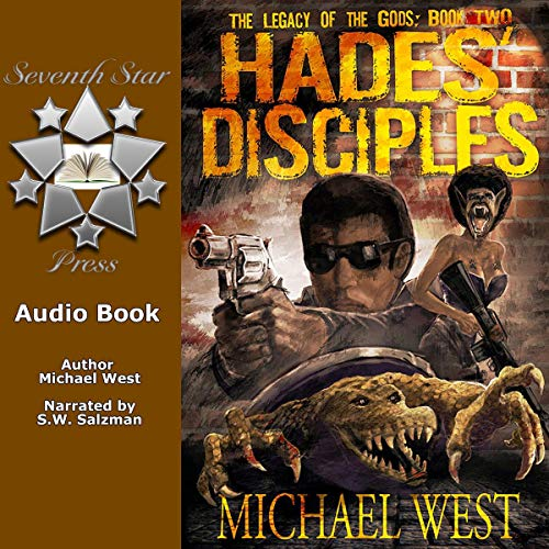 Hades' Disciples audiobook cover art