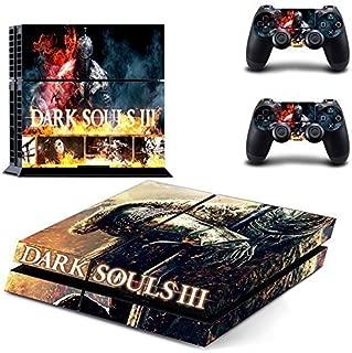 Dark Souls III-ps4 Playstation 4 Phantom Pain Limited Edition Vinyl Decal Skin Sticker by Bestlovelin [並行輸入品]