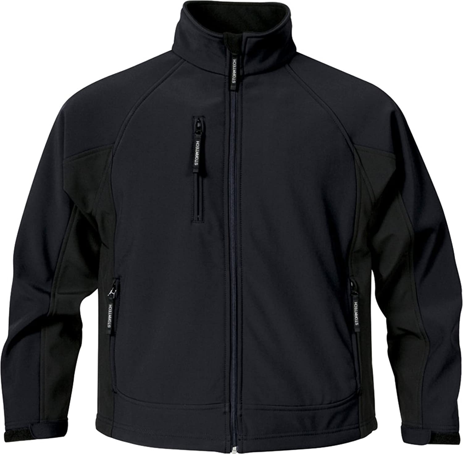 New Stormtech Mens Bonded Jacket Stand-Up Collar Mid Length Gents Winterwear