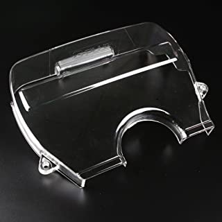 Transparent Clear Cam Timing Belt Cover Fit For Toyota Supra JZA70 / Soarer JZZ30 / Chaser Cresta JZX91 / Toyota Mark II JZX81 JZX90 1JZ-GTE