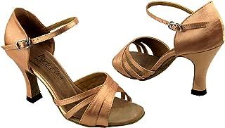 Women's Salsa Ballroom Tango Latin Dance Shoes