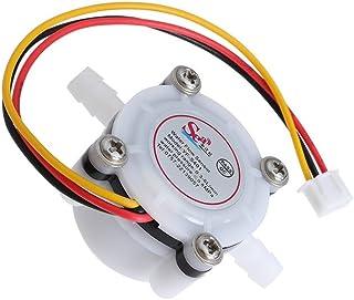 min Contador de Sala de Flujo de Agua//Sensor Control de Agua Interruptor de caudal de Agua Medidor de Flujo Medidor de caudal/ímetro ARCELI YF-S201 1-30L