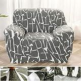 WXQY Fundas elásticas Funda de sofá elástica con protección para Mascotas Funda de sofá con Esquina en Forma de L Funda de sofá con Todo Incluido A23 2 plazas