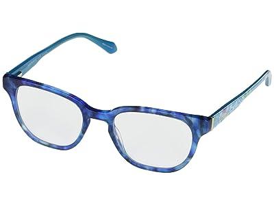 Lilly Pulitzer Sandbar (Ocean Marble) Reading Glasses Sunglasses