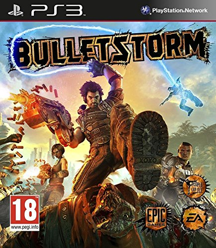 Games / Ps 3 - Bulletstorm (1 GAMES)