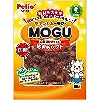 (まとめ買い)ペティオ チキンガム MOGU 砂ぎもソフト 65g 【×10】