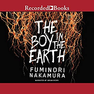 The Boy in the Earth audiobook cover art