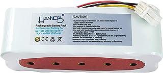 Hannets–Batería para Samsung Navibot SR8845, SR8855, SR8848, SR8895, SR8990, VCR8845, VCR8855, VCR8895