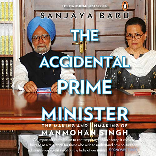 The Accidental Prime Minister cover art