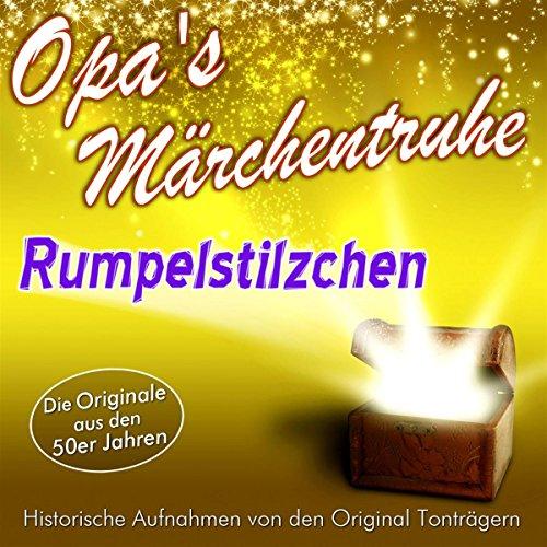Rumpelstilzchen (Opa's Märchentruhe) audiobook cover art