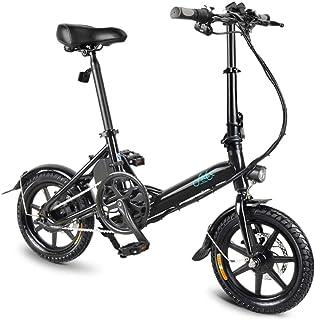 Fiido bicicletta elettrica pieghevole, ebike 250w