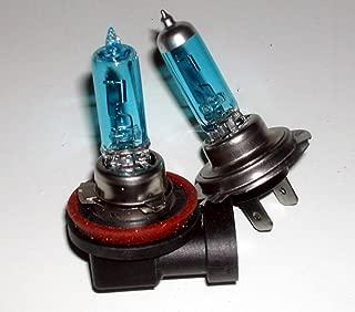 Xenon HID Hyper H7 H9 Headlight Blue/White Bulbs Lights for Suzuki GSXR 600 750 2006-2007, 2011-2019