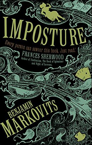Imposture (Byron Trilogy)