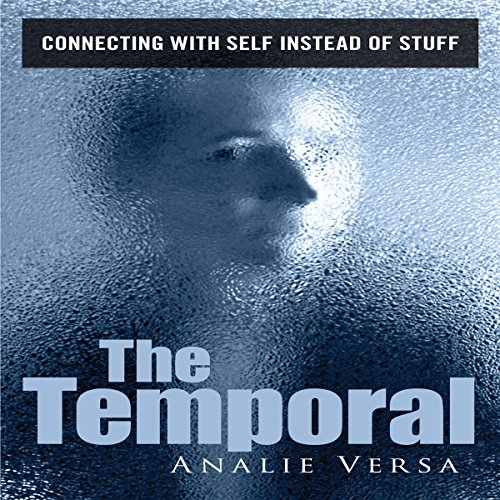 The Temporal audiobook cover art