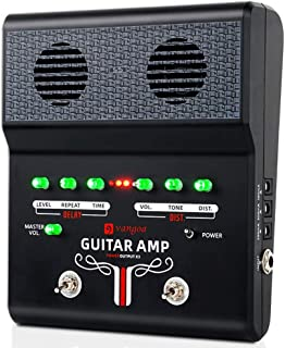 Electric Guitar Amp, Guitar Amplifier with Built-in...