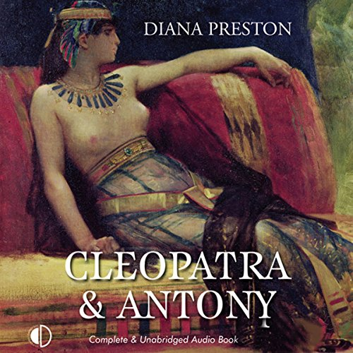 Cleopatra and Antony cover art