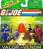 GI Joe Valor vs Venom Alley Viper II and Cobra Viper