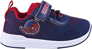 CERDÁ LIFE'S LITTLE MOMENTS Zapatillas Deportivas Spiderman Para Niños Con Licencia Oficial Marvel, Chaussure de Piste d'a...