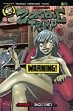 ZOMBIE TRAMP ONGOING #57 CVR F YOUNG RISQUE LIMITED ED VARIANT COVER