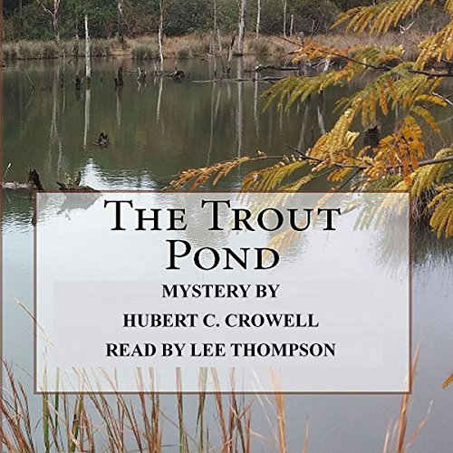 The Trout Pond audiobook cover art