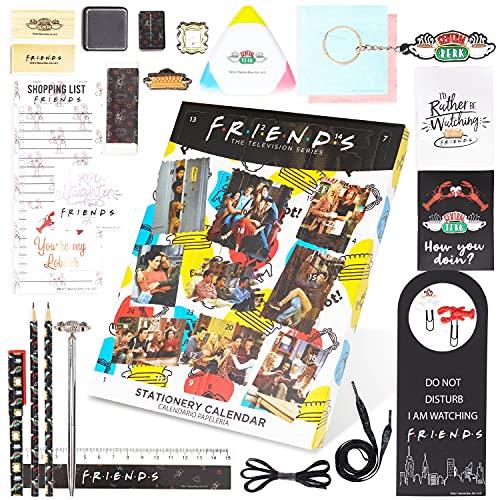 Friends Calendrier de l'Avent 2021 Advent Calendar Original Goodies Friends Série TV