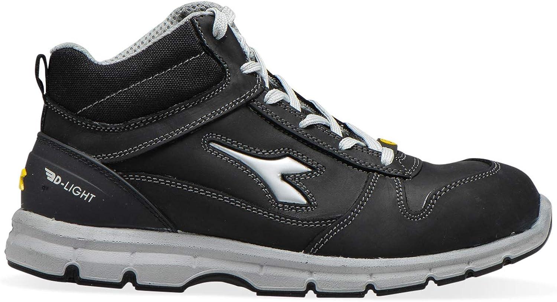 Utility Diadora - High Work shoes Run II HI S3 SRC ESD for Man and Woman