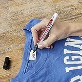Zoom IMG-2 fidea pennarello tessuti 8040 punta