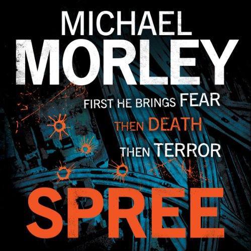 Spree audiobook cover art