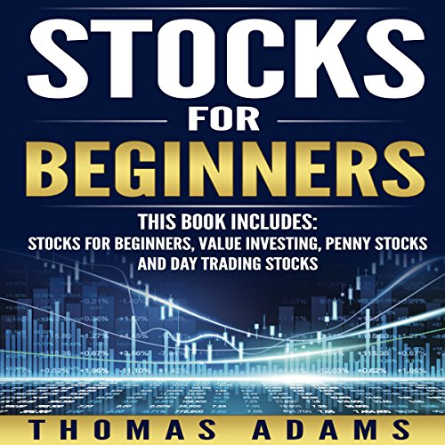 Stocks for Beginners: 4 Manuscripts audiobook cover art