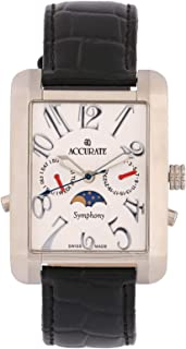 Accurate Watch For men- Analog - AMQ1705