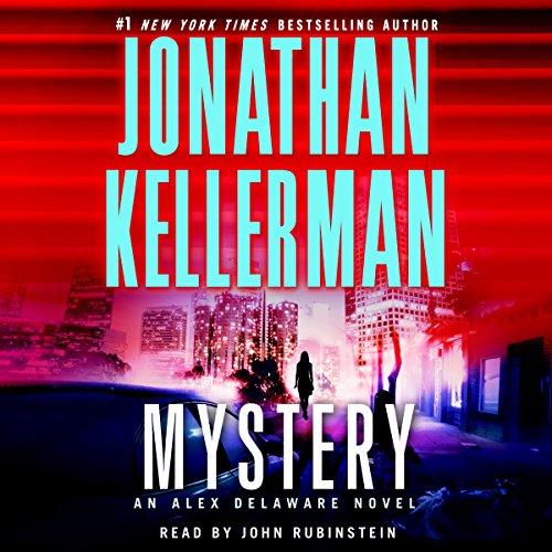Mystery cover art