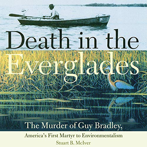 Death in the Everglades cover art