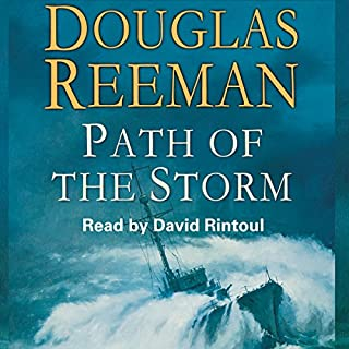 Path of the Storm audiobook cover art