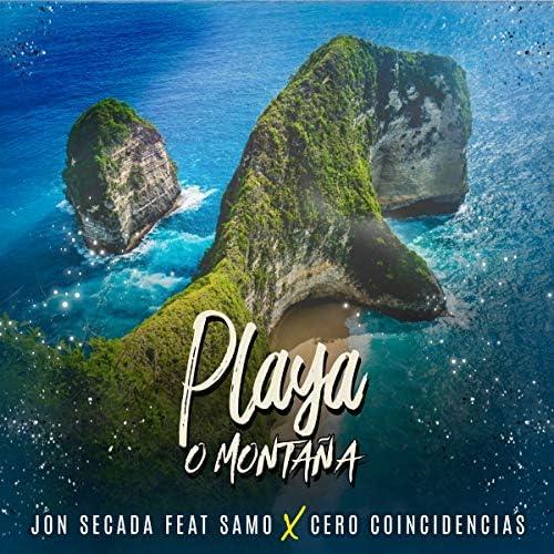 Jon Secada, Samo & Cero Coincidencias