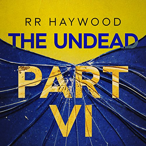 The Undead: Part 6 cover art