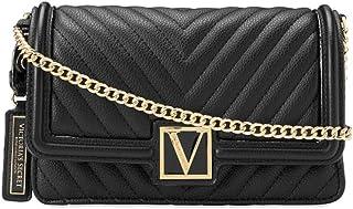 VS VictoriaSecret - The Victoria - Borsa da spalla mini - nero