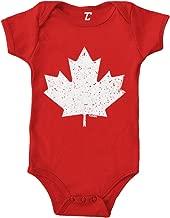 Canadian Maple Leaf - Canada Pride Bodysuit