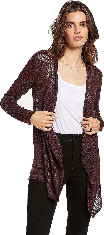 Volcom Women's Go Wrap Cardigan Sweater
