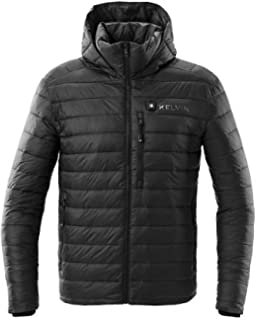 Heated Jackets for Men   Incredibly Warm Puffer Coat with Battery