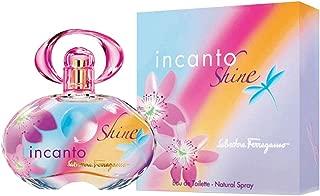 Incanto Shine By Salvatore Ferragamo For Women, Eau De Toilette Spray, 1-Ounce Bottle