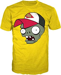 Plants vs Zombies T-Shirt -XL- Zombie,gelb