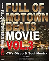 Full off Motown Beats Movie VOL.3 by Hype Up Records [DVD]