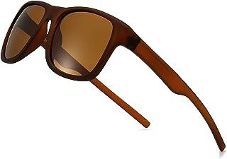 SUNGAIT Lightweight Vintage Polarized Sunglasses for Women Men UV400 Retro Style