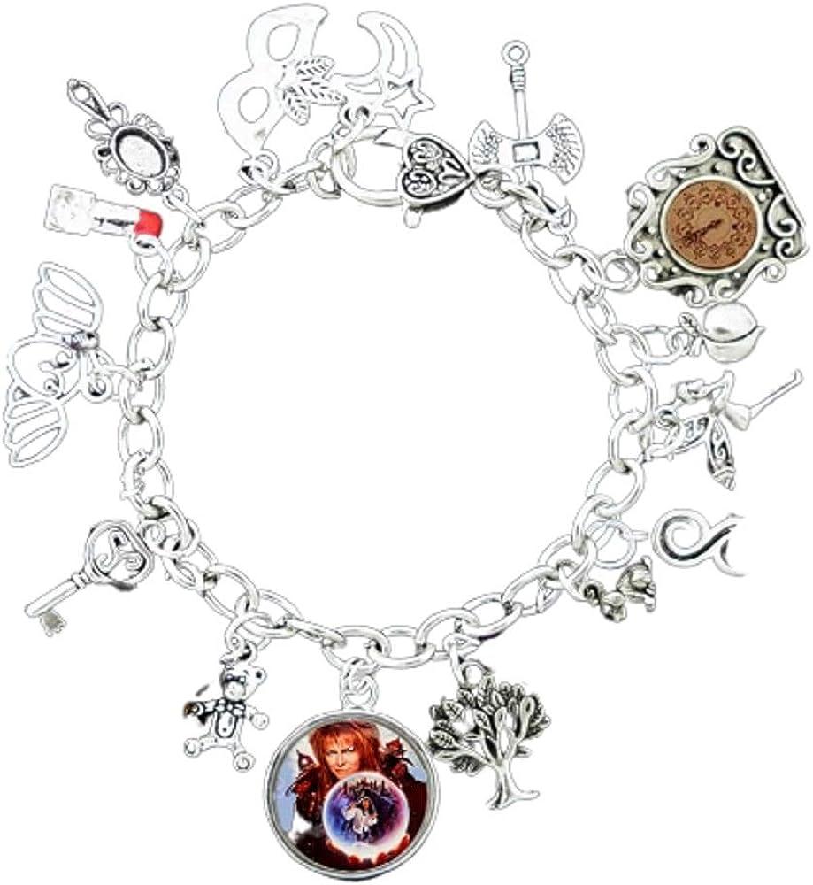Seattle Mall Ivy Clover Labyrinth Goblin Bracelet Charm King Regular discount