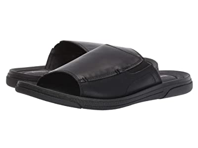 Kenneth Cole New York Yard Sandal (Black) Men