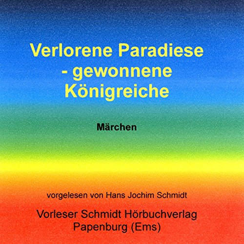 Verlorene Paradiese - gewonnene Königreiche audiobook cover art