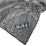 Go Greek Chic Alpha Delta Pi Embroidered Sherpa Throw Blanket