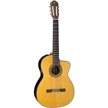 Takamine TC132SC - Guitarra clasica electrificada cutaway: Amazon ...