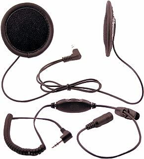helmet speaker system